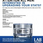 Lab Series for Men Partners with Bloomingdales