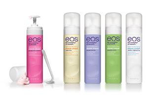 Sponsored Post: eos Shave Ultra Moisturizing Shave Cream