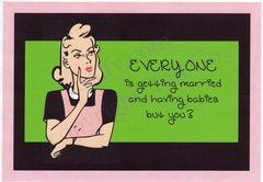 Win a 10-pack of Kitschy Bitchy Greeting Cards