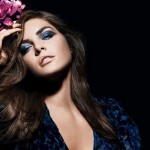 Estee Lauder Fall 2010 Blue Dahlia Pure Color Collection