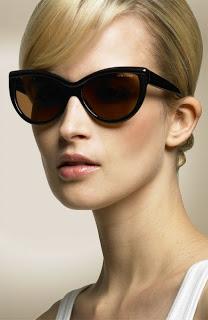 Convertiblewear: Tom Ford Anouk Sunglasses and Headscarf