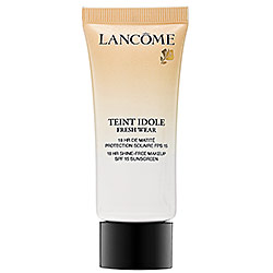 Schvitz-proof: Lancome Teint Idole Fresh Wear Foundation