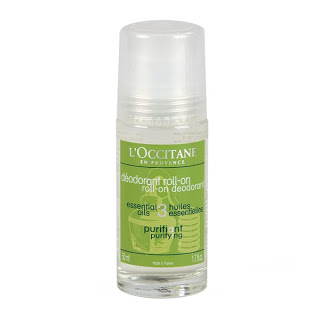 Sponsored Post: L'Occitane Purifying Roll-on Deodorant