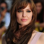 Yay or Nay: Angelina Jolie's Bangs
