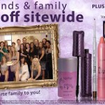 Tarte Friends & Family Sale: 40% Off!