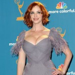 Primetime Emmys 2010 Beauty: Christina Hendricks