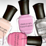Deborah Lippmann Polish Sale on Gilt Groupe