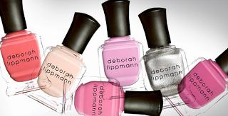Deborah Lippmann Polish Sale on Gilt Groupe
