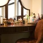 What's on Sharon Clott's Vanity?