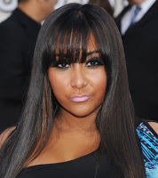 Snooki's New Bangs