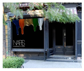 NARS To Open Flagship Store in NYC's West Village