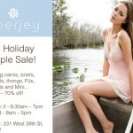 Eberjey Sample Sale!