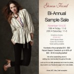 If You're In LA, I'm Jeal! Hit Up This Geren Ford Sample Sale!
