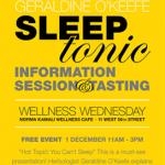 Geraldine O'Keefe to Present at Norma Kamali's Wellness Cafe