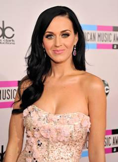 Get The Look: Katy Perry's Hairstyle at the 2010 American ...