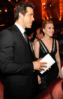 Ryan Reynolds and Scarlett Johansson Split
