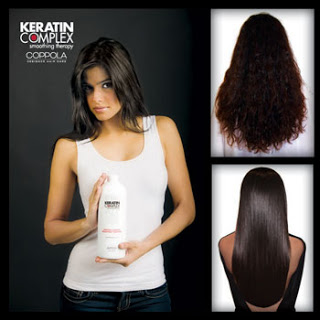 Not That Complex: Keratin Complex Express Blow Out