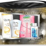 Giveaway: P&G Beauty & Grooming Deep Moisture Gift Set