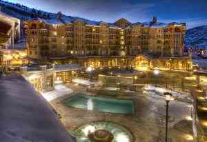 Travel Blogging Junkie: Hyatt Escala in Park City, Utah