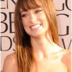 Get The Look: Olivia Wilde At The 2011 Golden Globes
