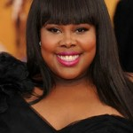 Get The Look: Amber Riley At The 2011 SAG Awards