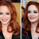 Get The Look: Christina Hendricks At The 2011 SAG Awards