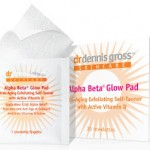 Road To Glowwhere: Dr. Dennis Gross Skincare Alpha Beta Glow Pad