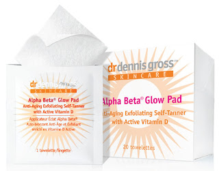 Road To Glowwhere: Dr. Dennis Gross Skincare Alpha Beta Glow Pad