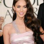 Get The Look: Megan Fox At The 2011 Golden Globes