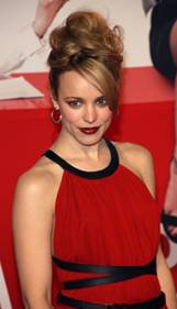"Get The Look: Rachel McAdams' Hairstyle At The Berlin Premiere of ""Morning Glory"""
