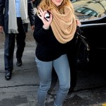 Yay or Nay: Hilary Duff's Burnished Strawberry Blonde Locks