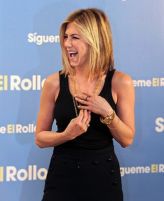 Jennifer Aniston's New Haircut!