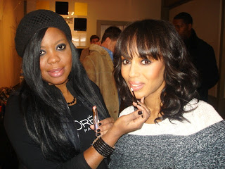 Get The Look: Kerry Washington At Sundance!