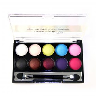 Random Beauty Product from Another Country I'm Irrationally Obsessed With: BeautyUK Eyeshadow Palette