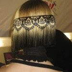 Stenciled Wigs At Betsey Johnson!