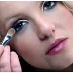 Britney Spears' Makeup In The 'Hold It Against Me' Video