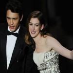 Anne Hathaway's Nail Polish At The 2011 Oscars
