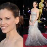 Oscars 2011 Beauty: Hilary Swank's Makeup