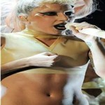 Lady Gaga's Grammy Nail Concept