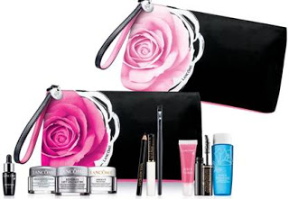 """Lancôme yesterday launched """"Love in Paris,"""" a GWP with Macy's available nationwide until February 21 (President's Day)."""