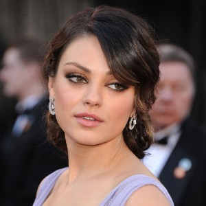 Mila Kunis Hair Friends With Benefits
