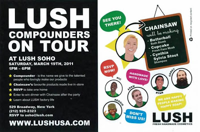 Learn How LUSH Is Made