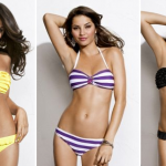 Ravishing Ruffles: Express Swimwear
