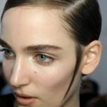 Kickstand Sideburns At Yves Saint Laurent's Fall 2011 Runway Show