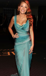 Blake Lively's New Strawberry Blonde Hair Color