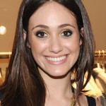 Get The Look: Emmy Rossum's Makeup Celebrating the 'Emmy' Handbag Line Benefitting Safe Horizon
