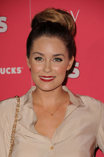 """Get The Look: Lauren Conrad At 'US Weekly""""s Hot In Hollywood Party"""