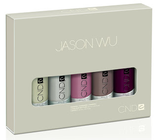 Jason Wu + Creative Nail Design Collection Collaboration: The Jason Wu Collection