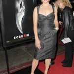 Get The Look: Neve Campbell's Makeup At The 'Scream 4' Premiere In Los Angeles