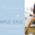 Eberjey Sample Sale